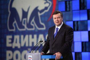 Янукович уверен, что Россия ничем не угрожает Крыму