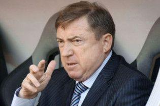 Грозный: сборную Украины должен возглавить украинец