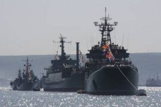 Российский флот пообещал защищать Украину