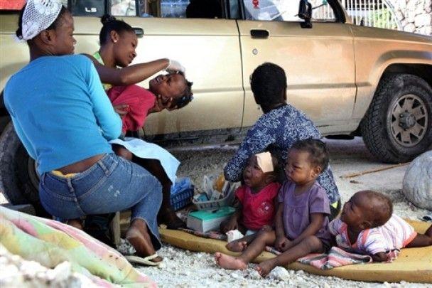 Ученые: Гаити и соседним странам угрожает второе мощное землетрясение