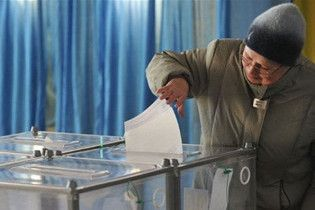 На второй тур выборов Украина потратит 451 млн гривен