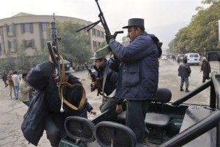 Вооруженные боевики атаковали Кабул