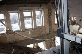 Государство требует от виновников взрыва в Луганске более 6 млн