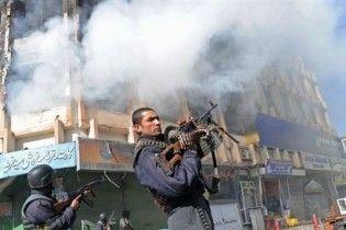 Кабул отбил нападение группы террористов-смертников