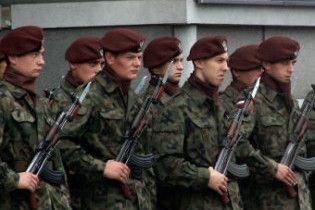 Польша предложила НАТО провести на ее территории военные учения