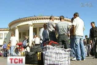 Чехия прекращает выдавать украинцам разрешения на работу