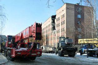 Эксперт: в луганской больнице сработала мощная взрывчатка