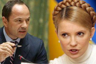 Тимошенко официально предложила Тигипко пост премьер-министра