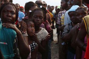 Украина выделила Гаити полмиллиона долларов гуманитарной помощи