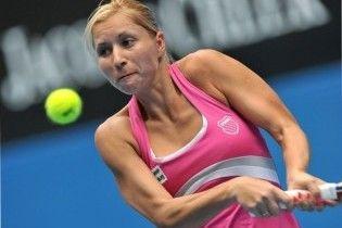 Елена Бондаренко победила вторую ракетку мира