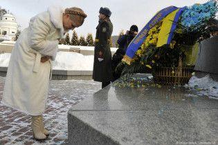 Тимошенко в 1919 хотела быть Сечевым Стрельцом