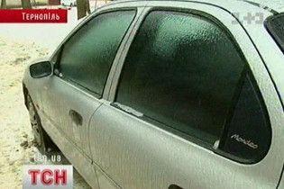 Тернопольчанин нанял эвакуатор для кражи автомобиля