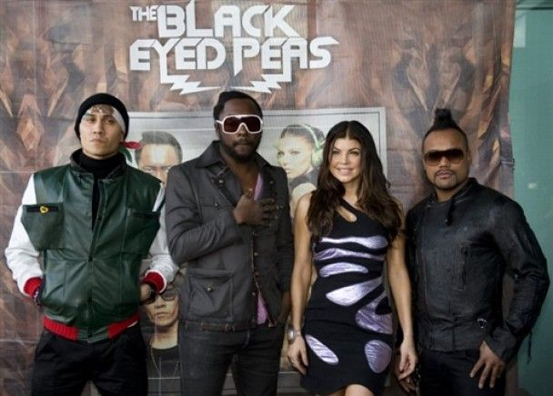 Джеймс Кэмерон снимет о Black Eyed Peas 3D-фильм