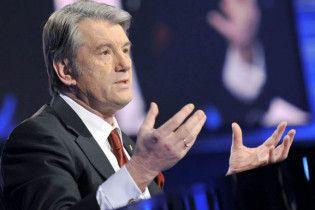 Ющенко пожаловался Януковичу, что Пшонка хочет его крови