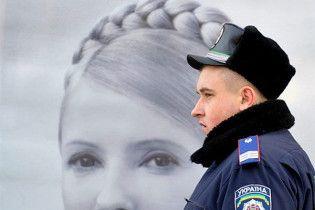 Тимошенко: ПР убирает Луценко, чтобы получить контроль над милицией во втором туре