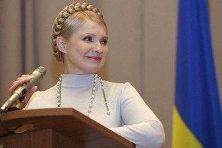 Тимошенко заключила политическое соглашение с интеллигенцией