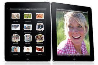 В США начали продавать планшеты iPad