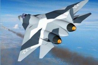 Российский истребитель пятого поколения совершил свой первый полет