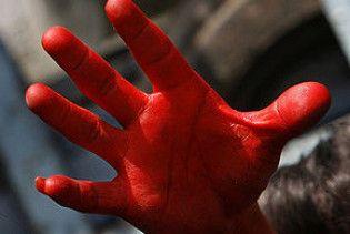 На Харьковщине мужчина избил, а потом задушил беременную жену