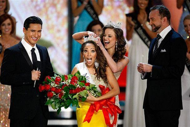 """В Лас-Вегасе состоялся конкурс """"Мисс Америка-2010"""""""