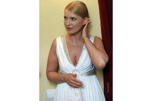 Воспроизведено фото как будет выглядеть Тимошенко, когда выйдет на свободу