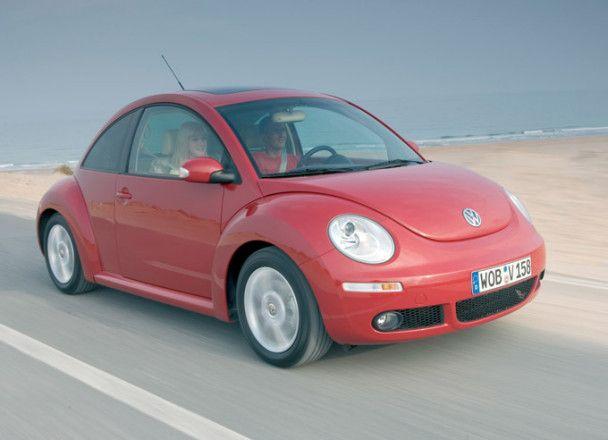 """Volkswagen готовит новое поколение культового """"жука"""""""