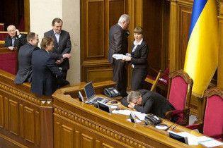 Одна минута работы Рады обходится бюджету в 20 тысяч гривен