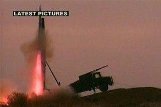 США назвали запуск иранской ракеты с черепахами провокацией