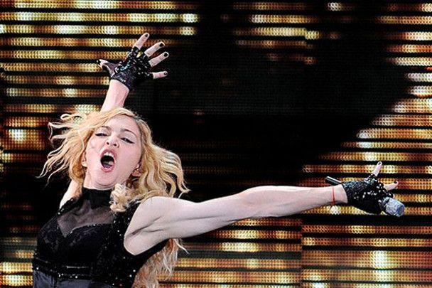 Мадонна с Джоли развернули борьбу за шахтеров