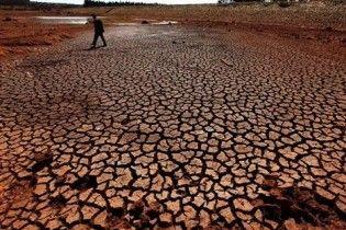 Китай охвачен самой сильной за 50 лет засухой