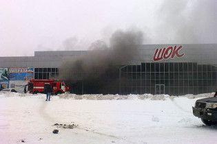 В Виннице сгорел подземный паркинг: два человека пострадали
