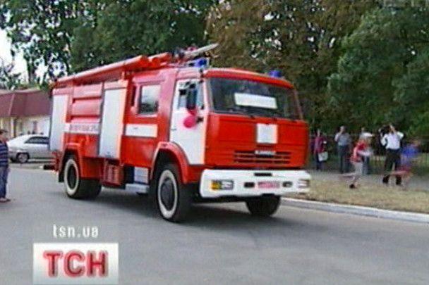 В Харькове горел ракетный завод