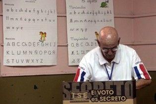 В Коста-Рике избирают президента