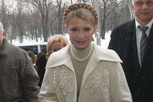 Тимошенко призвала бороться за каждый протокол