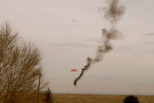 В небе над Колорадо столкнулись два самолета