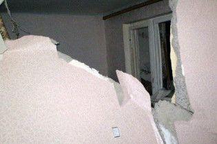 На Тернопольщине в 9-этажке прогремел взрыв