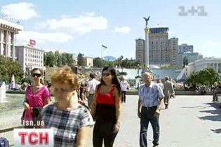 Фактическое население Киева превышает 3 млн человек
