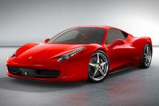 Дочь Черновецкого купила Ferrari за 2,5 млн гривен