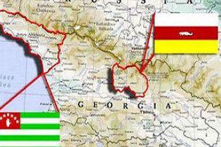 В ПР убеждены, что Янукович не признал Абхазию и Южного Осетию в интересах Украины
