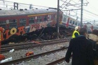 В Бельгии из-под завалов поездов извлекли тела 18 погибших