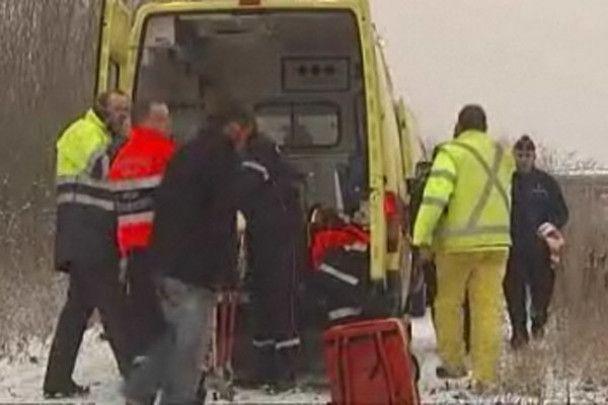 В Бельгии столкнулись два пассажирских поезда: погибло 27 человек