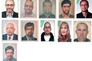 В убийстве лидера ХАМАС обвинили 11 европейцев