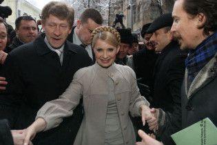 Суд отказал ЦИК в просьбе нерассмотрения иска Тимошенко