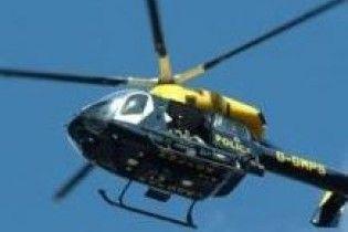 В Ванкувере олимпийцев охраняют на вертолетах
