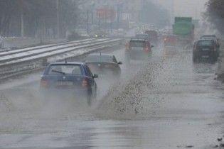 Киеву не хватит техники для спасения от наводнения