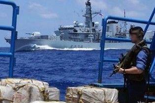 Британский флот готовится к войне с Аргентиной
