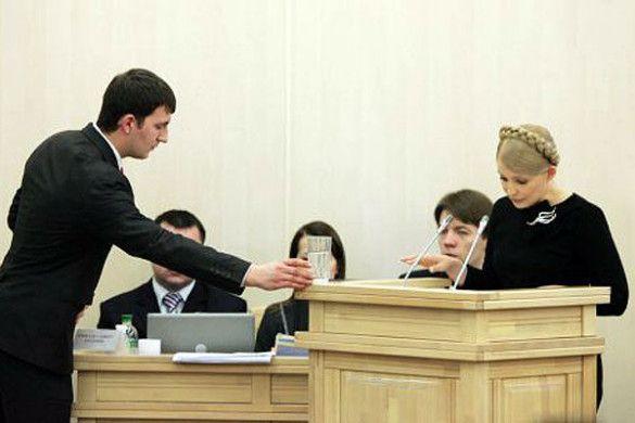Розгляд справи за позовом Юлії Тимошенко у ВАСУ