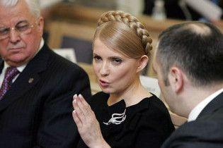 В ЦИК считают, что Тимошенко уже не может отозвать свой иск из Высшего админсуда