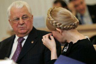 Кравчук уверен в возвращении Тимошенко во власть