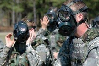 США собираются взорвать остатки своего химического оружия